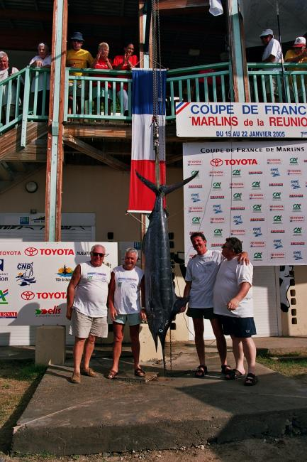 COUPE DE FRANCE MARLIN 2005
