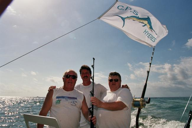 CPSH a la COUPE DE FRANCE MARLIN 2005