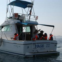 """bateau ecole """"MAGE"""""""