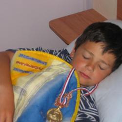 CdeFrance- le repos du champion